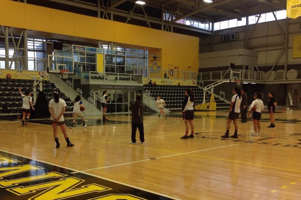 La quinteta entrena desde el pasado 8 de enero.