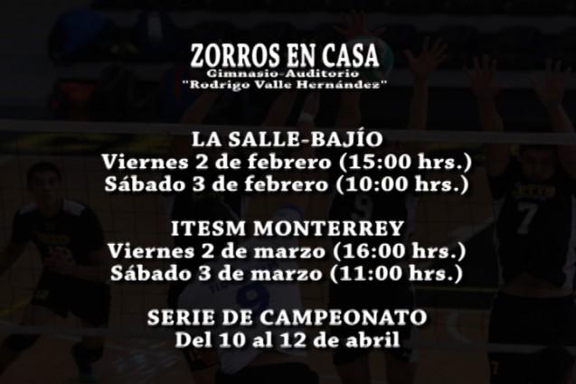 CETYS Uni. - Voleibol CONADEIP