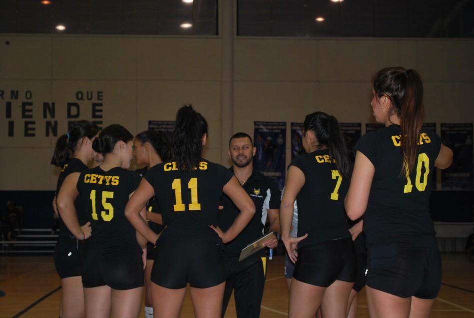 El entrenador Eduardo Murguía propone la concentración como una clave de triunfo.