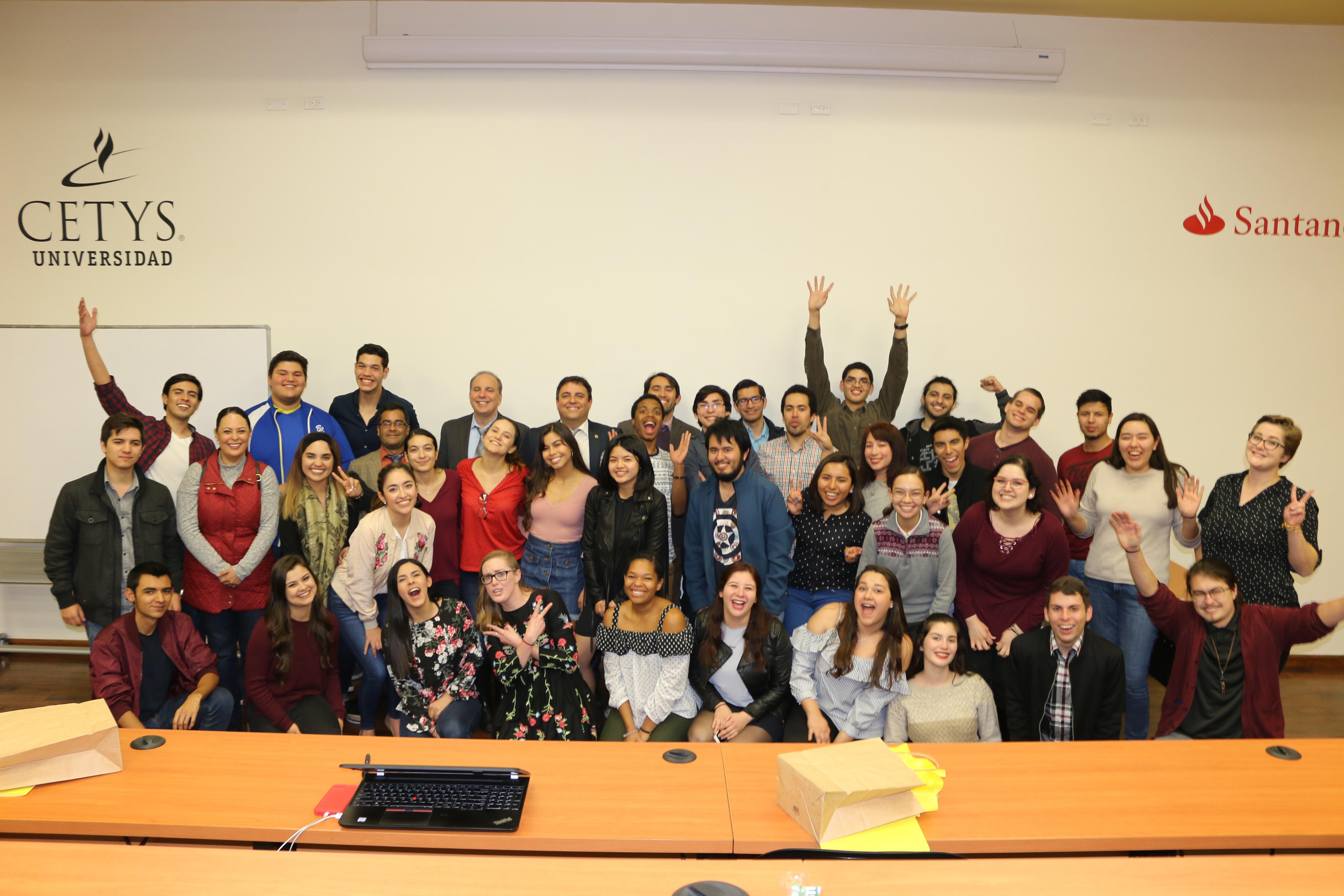 Estudiantes del Sur de CA y CETYS participan en nuevo programa internacional