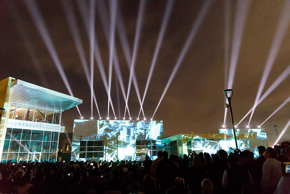 Revive los mejores momentos de la inauguración del edificio CEID