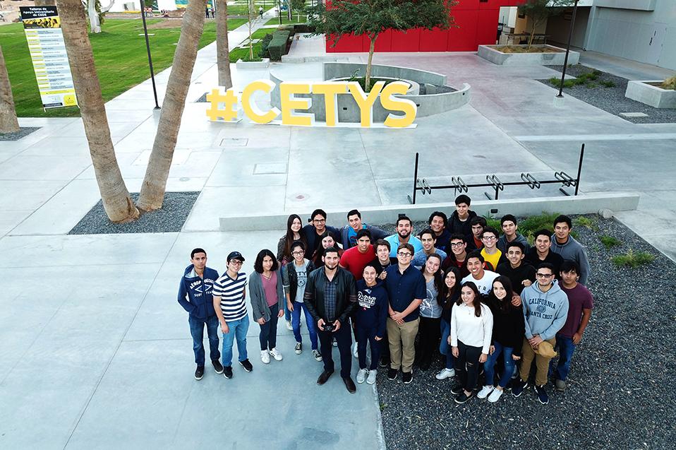 Por primera vez alumnos de MIT visitan CETYS Universidad