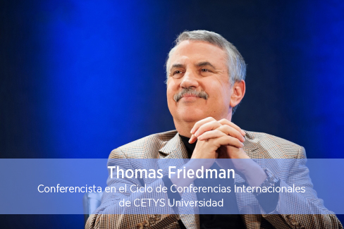 ¿Conoces a Thomas L. Friedman?