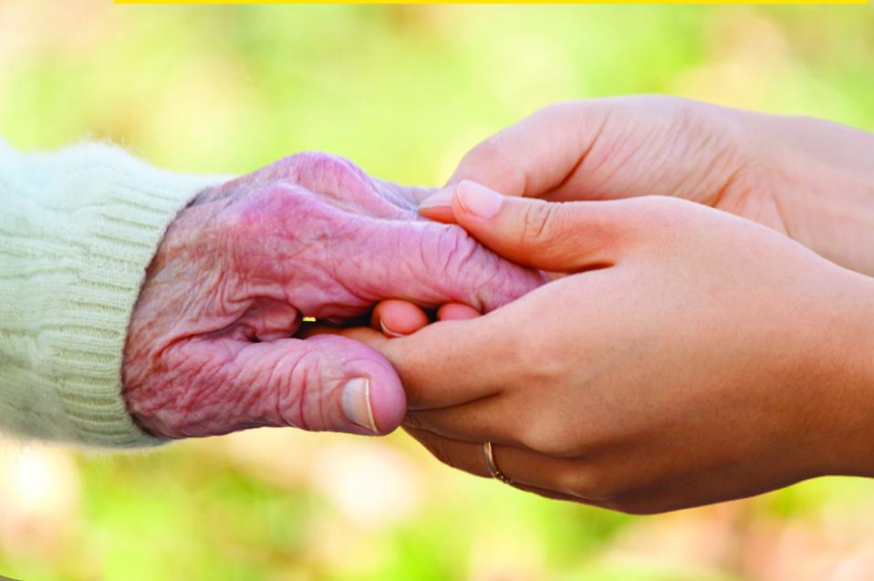 Cuidado del adulto mayor; clave en una sociedad incluyente