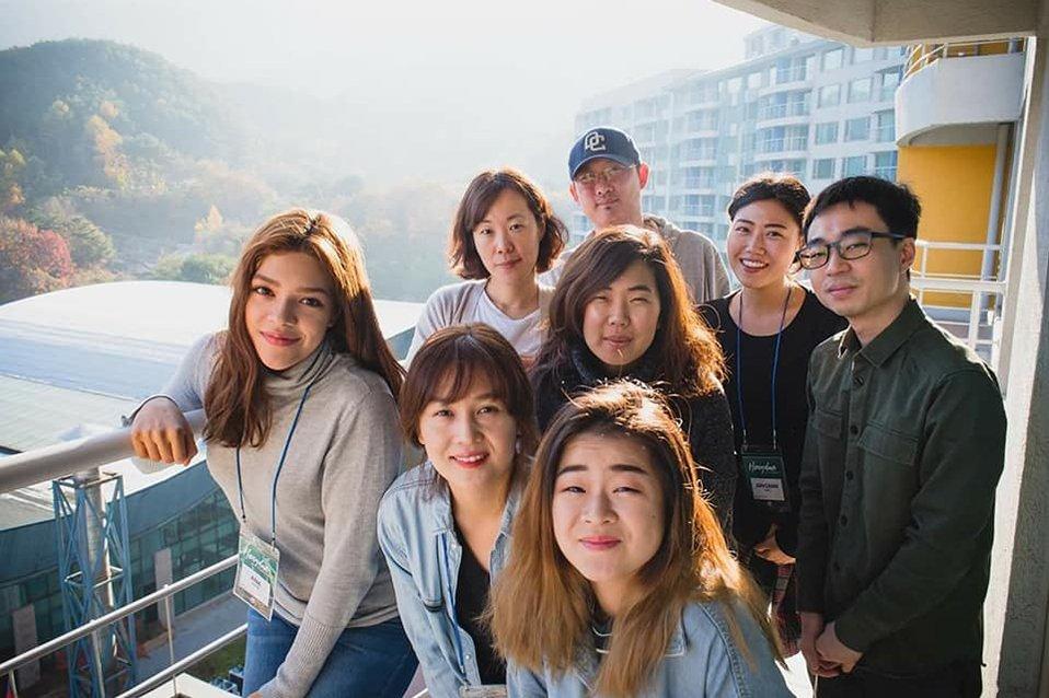 Viaja 10,000 kms para vivir experiencia internacional en Corea del Sur
