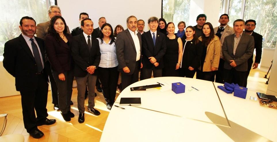 UCSD y CETYS acuerdan colaboración transfronteriza para promover el intercambio estudiantil recíproco