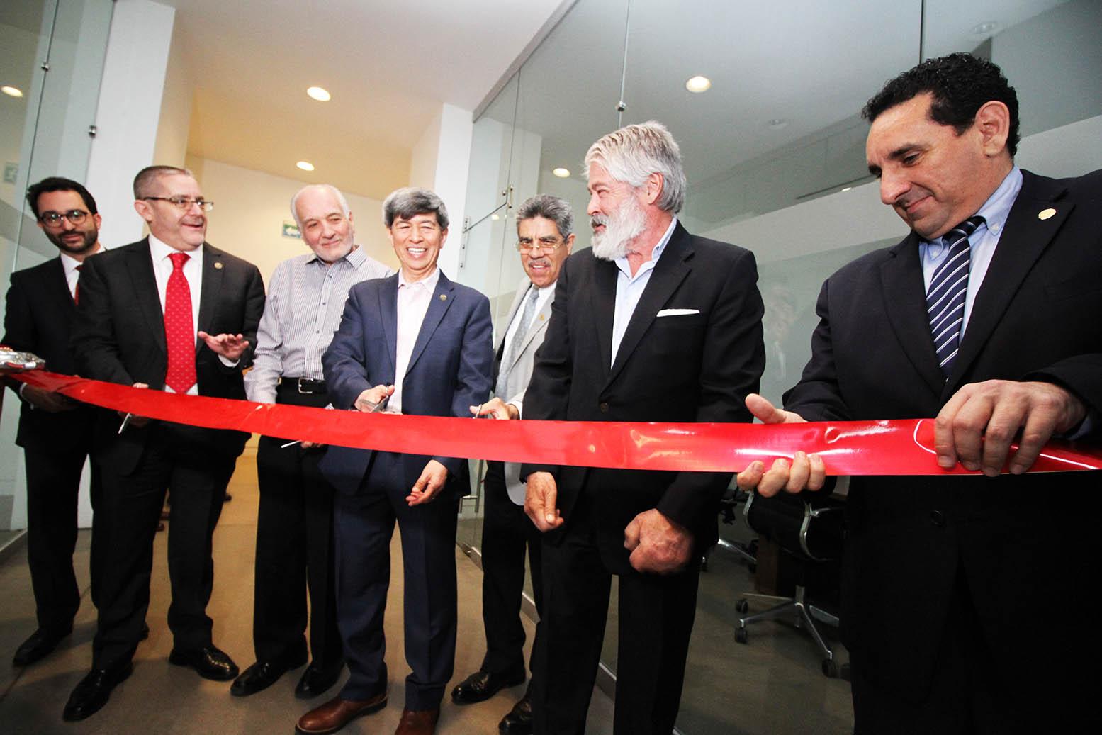 Aula de Competitividad y Emprendimiento Santander-Universia
