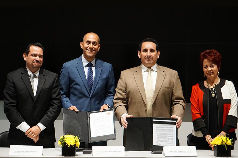 Fortalecerán abogacía corporativa de BC con vínculo CETYS- ANADE