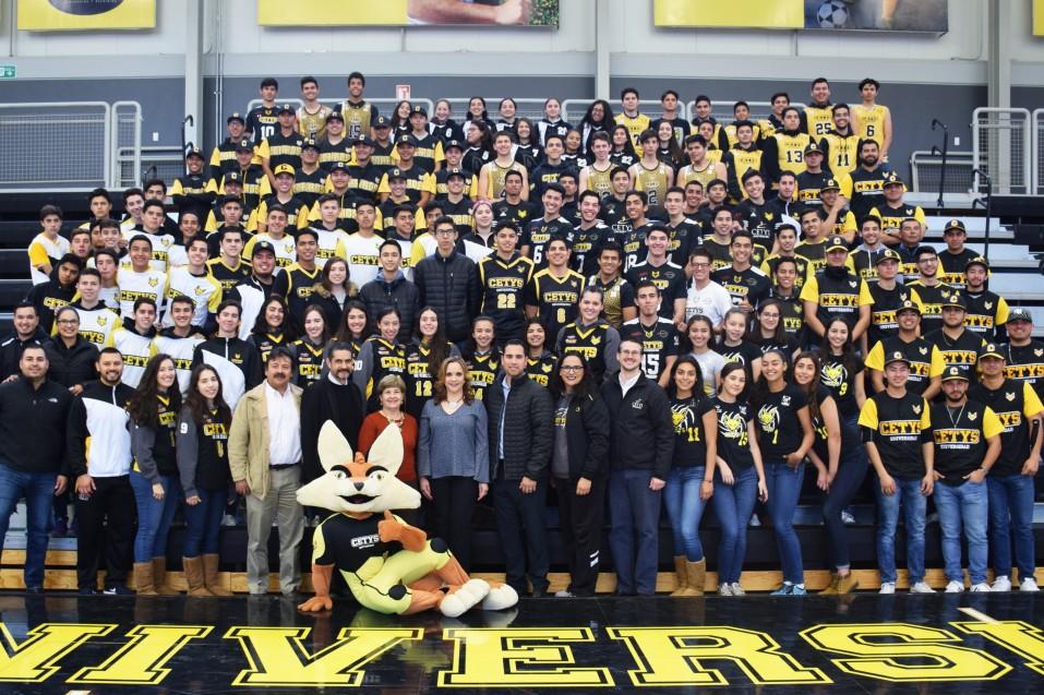Van 245 atletas de Campus Tijuana a competencias estudiantiles