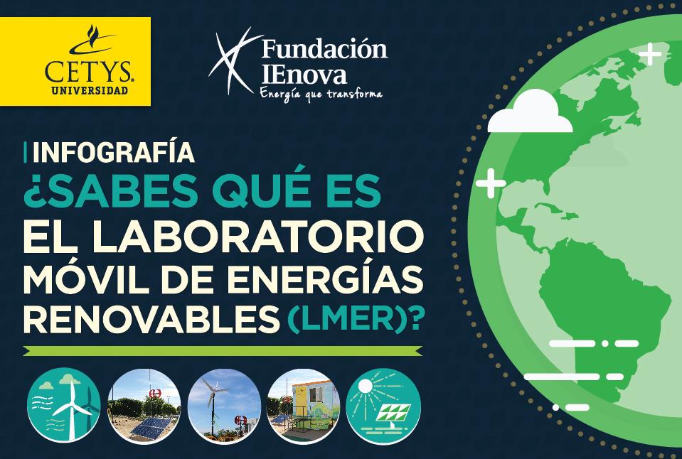 ¿Sabes qué es el Laboratorio Móvil de Energías Renovables (LMER)?