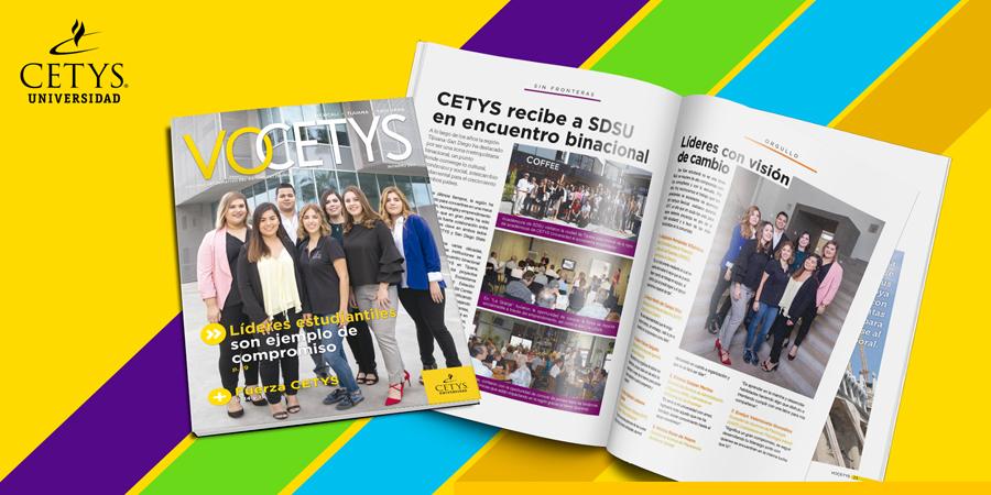 VoCETYS 34 – Líderes estudiantiles son ejemplo de compromiso