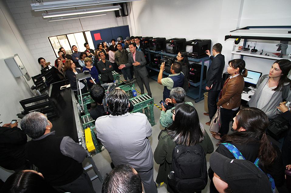 """Tiene CETYS Tijuana el primer """"Centro de Impresión 3D"""" en Latinoamérica"""
