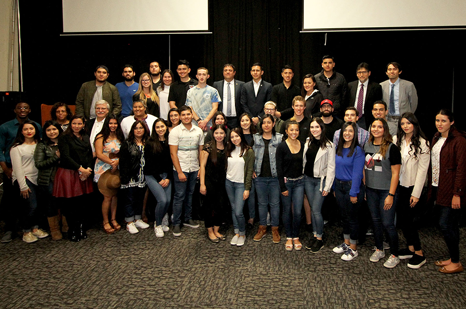 Exponen a estudiantes de SDSU Ecosistema Emprendedor de Tijuana