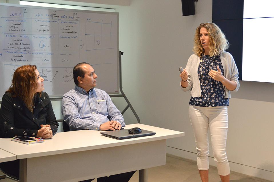 Intercambio académico impulsa nuevas ideas y la colaboración