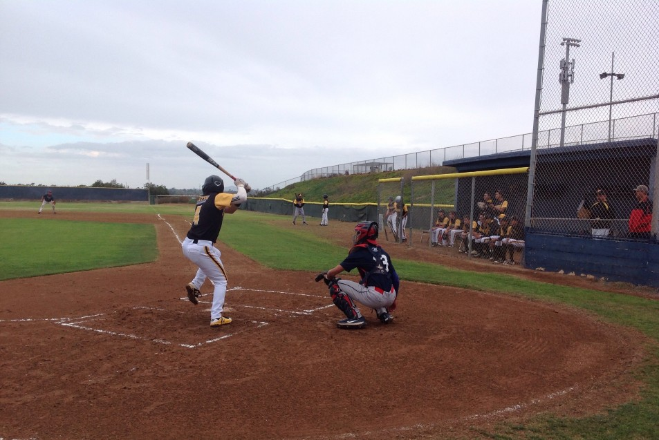 Zorros Tijuana encaró duelo de beisbol en Otay Valley