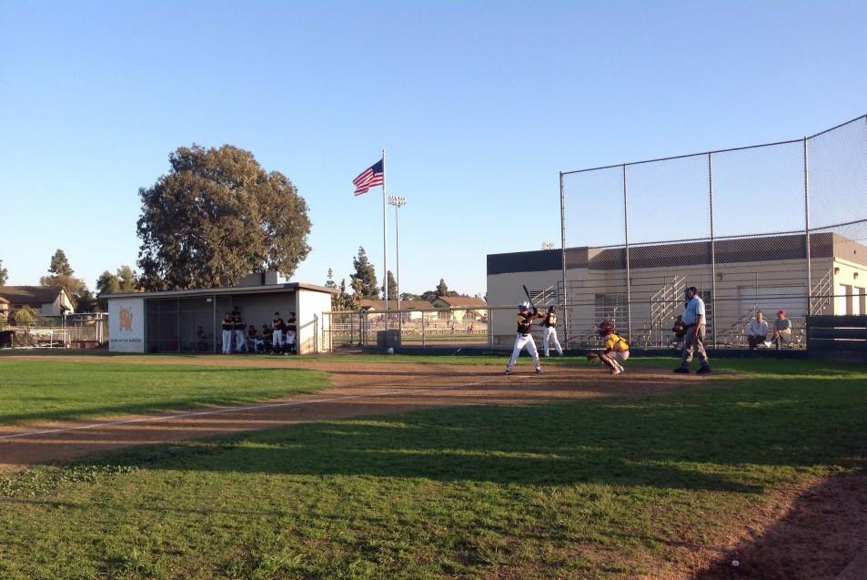 Beisbol de CETYS Tijuana en el sur de San Diego