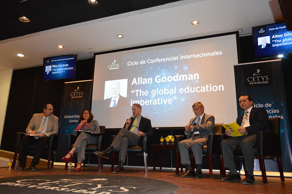 La educación internacional: Retos y oportunidades en un contexto binacional.