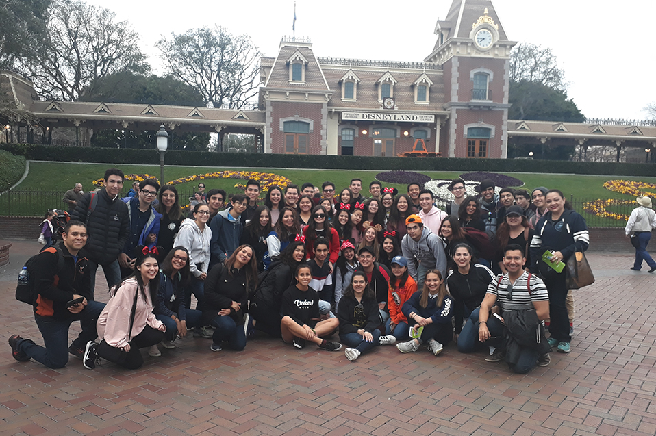 De Walt Disney aprendí a siempre seguir mis sueños: Alumnos IB
