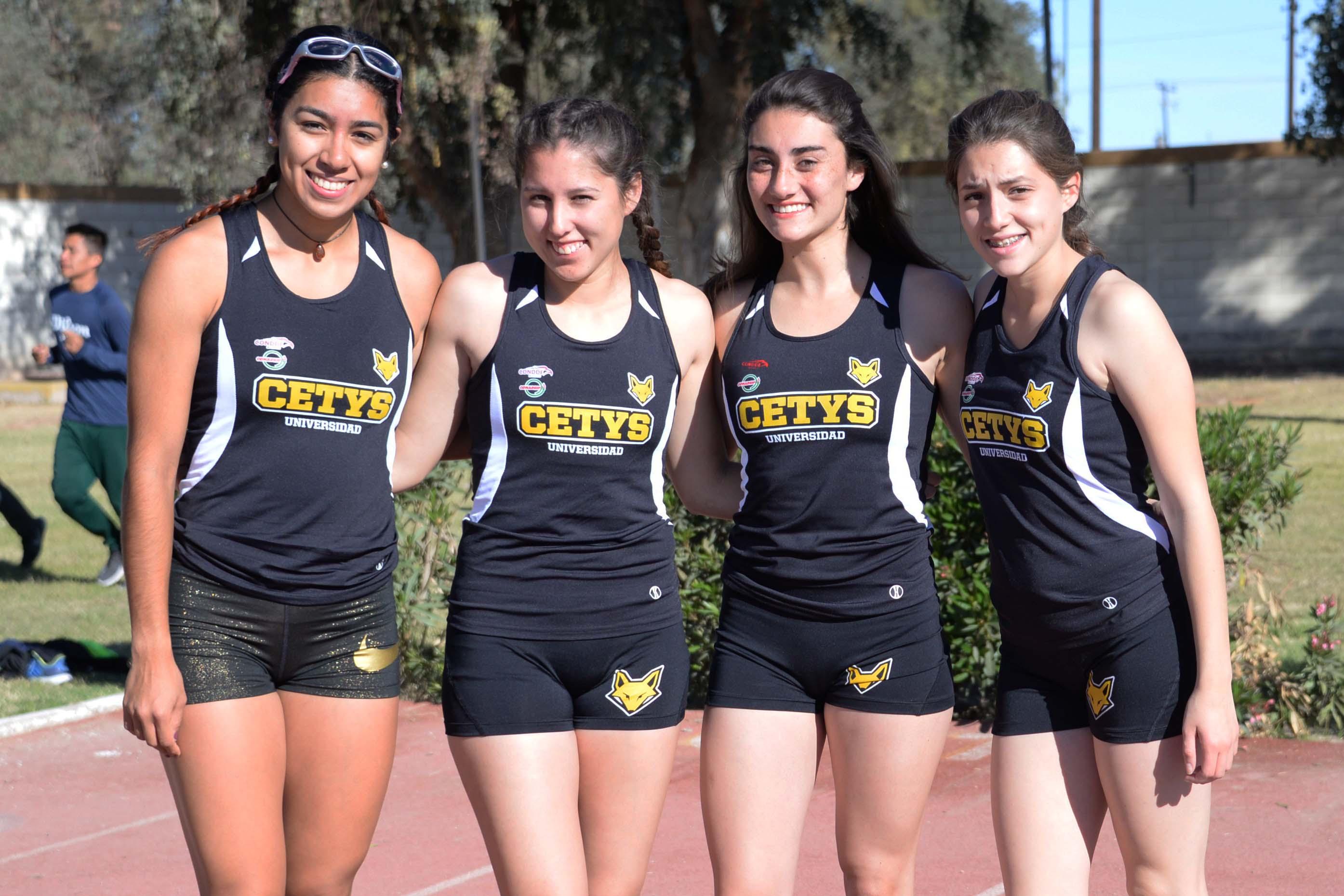 Zorros de CETYS listos para la Universiada Regional