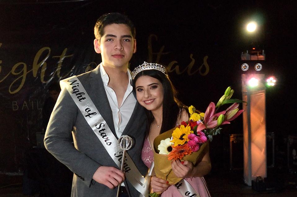 Se coronan en el Baile de Primavera 2018