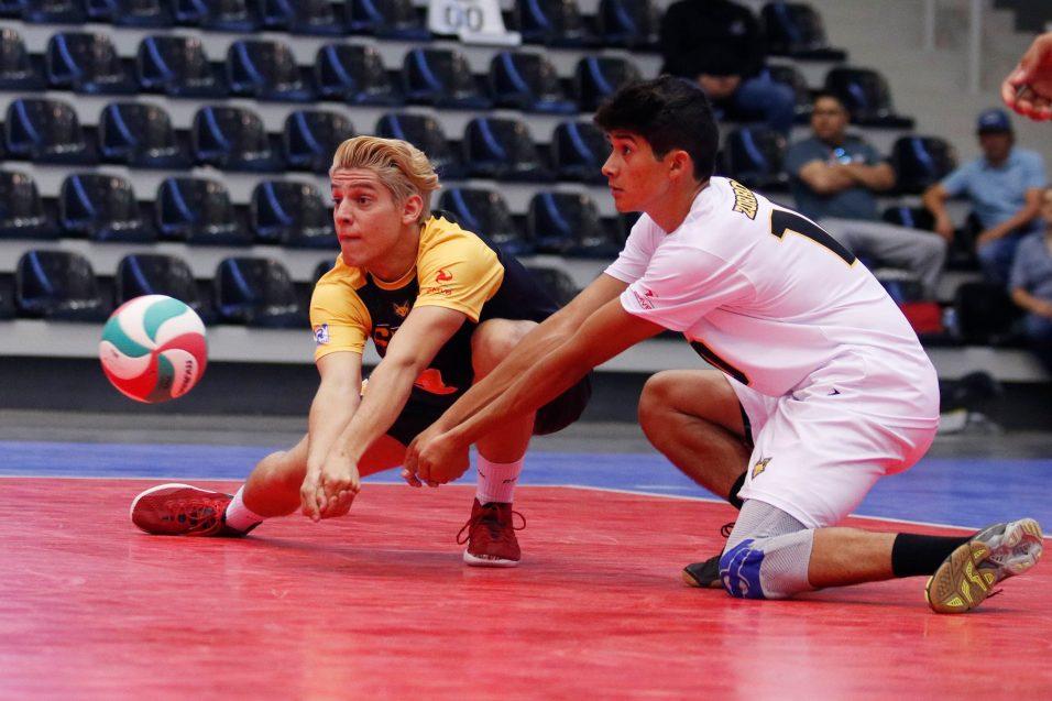 CETYS y Tec CEM toman delantera en el Final Four de Voleibol