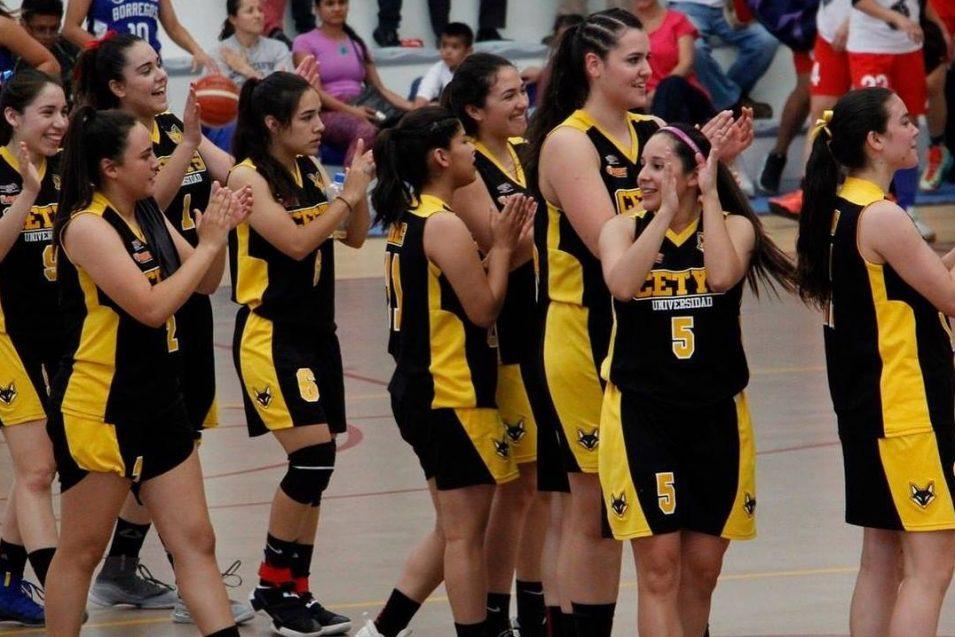 """Zorros Femenil de CETYS Universidad logran histórica medalla de oro en """"Universiada Nacional"""""""
