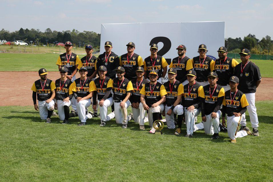 Valioso subcampeonato para CETYS Tijuana en Nacional de Beisbol