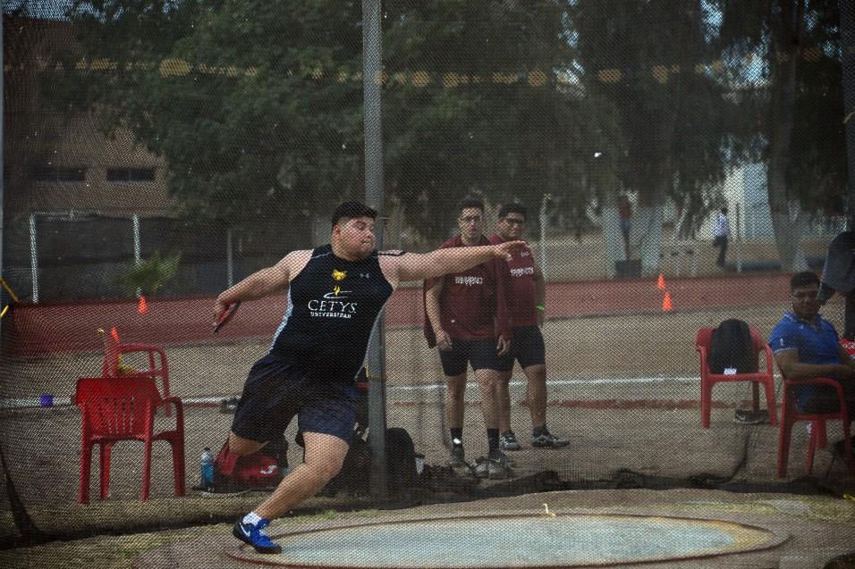 Julián Higuera intentará ganar dos mesallas de oro.