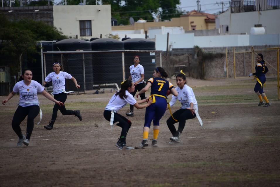Zorros Femenil debutarán en futbol bandera.