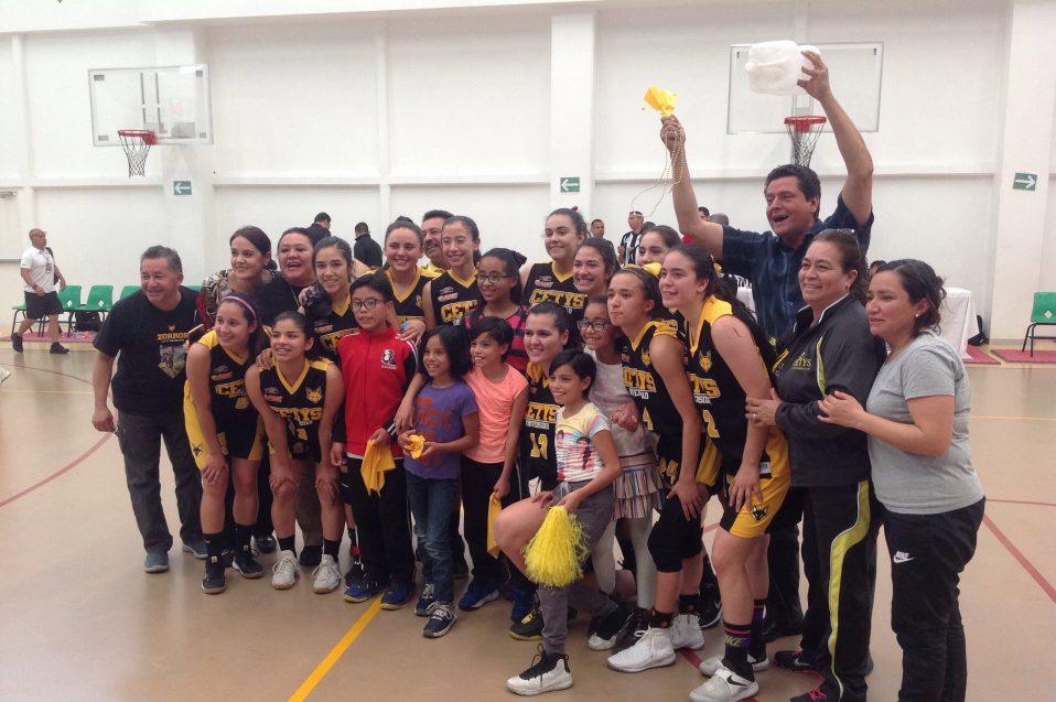 """Zorros Femenil avanzan a semifinales en baloncesto de """"Universiada Nacional"""""""