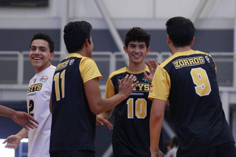 CETYS Tijuana tendrá equipo fuerte en voleibol de JUDENEMS 2018