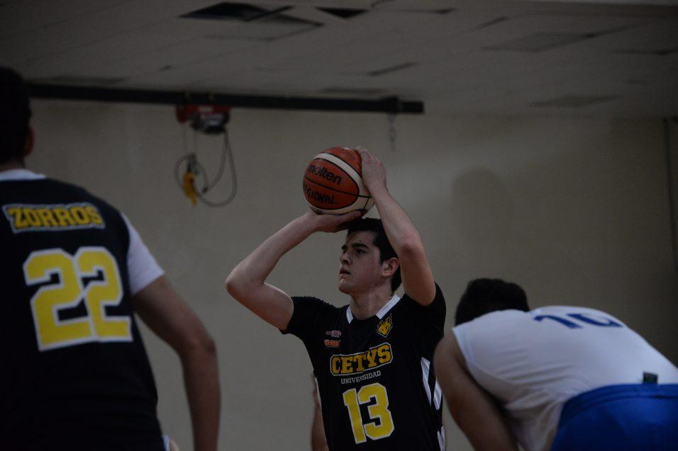 Jugador de CETYS buscará un lugar en Panamericanos Universitarios de Sao Paulo