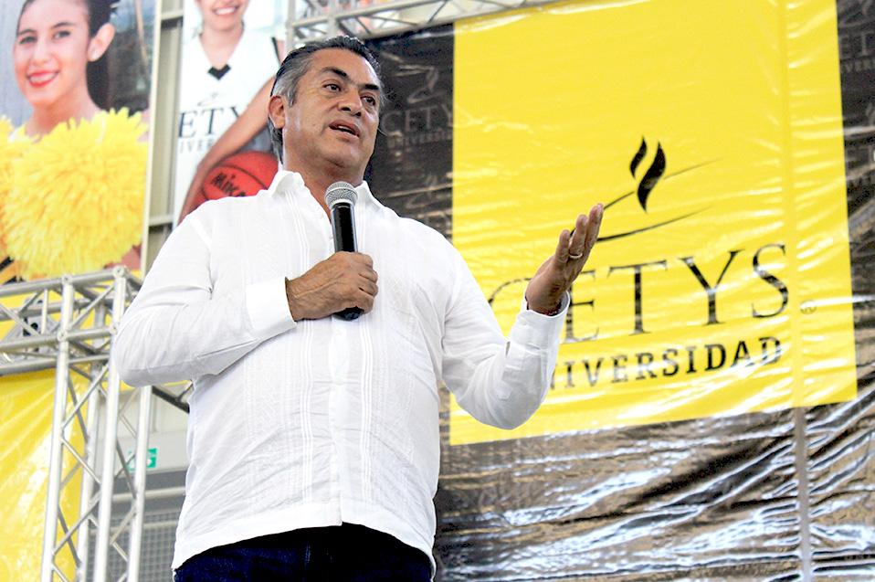 """Participará """"El Bronco"""" en diálogo con la comunidad de CETYS Tijuana"""