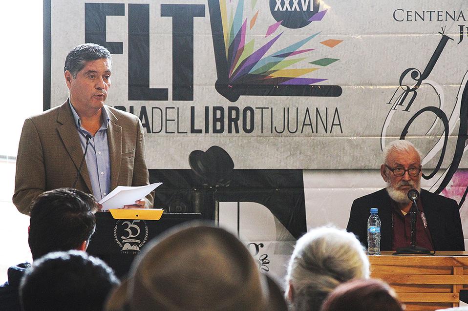Presente CETYS en la fiesta literaria mas importante del noroeste de México