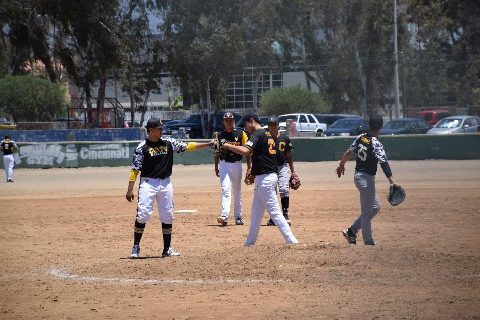 Béisbol inteligente pretende Zorros Tijuana para Juegos CONADEMS