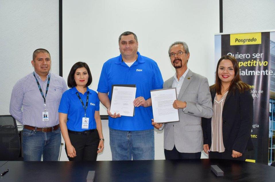 Colaborarán conjuntamente CETYS Universidad y Flex San Luis