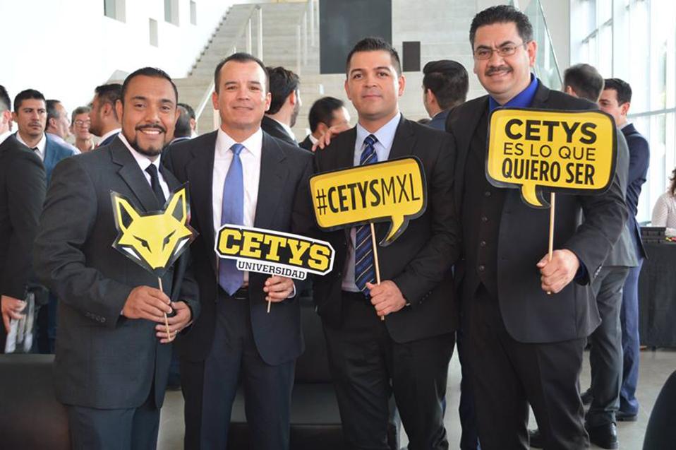 Son los nuevos graduados de Posgrado CETYS