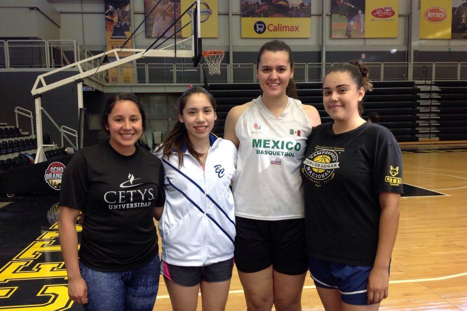 CETYS Universidad debutará en la Copa Panamericana de Baloncesto 3×3