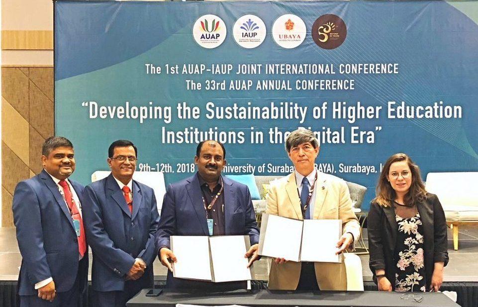 CETYS extiende lazos con India a favor del desarrollo de la ciencia y tecnología