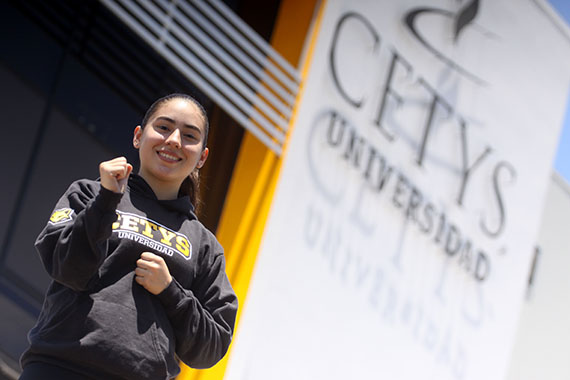 Johana Morán Sández va por el oro en el próximo Panamericano de Karate