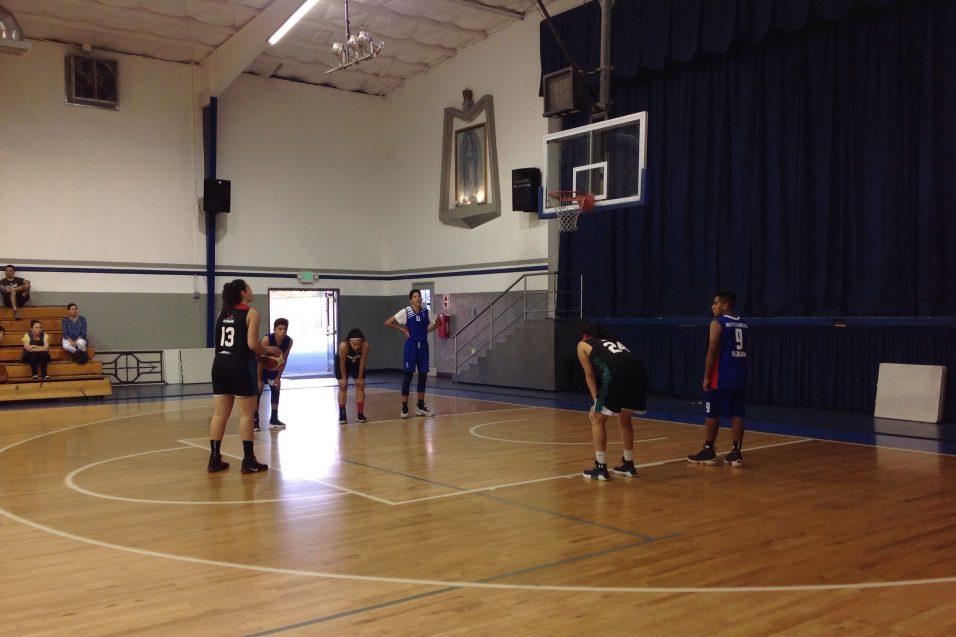 Myriam Lara se reportó con la Selección Nacional Universitaria de Baloncesto