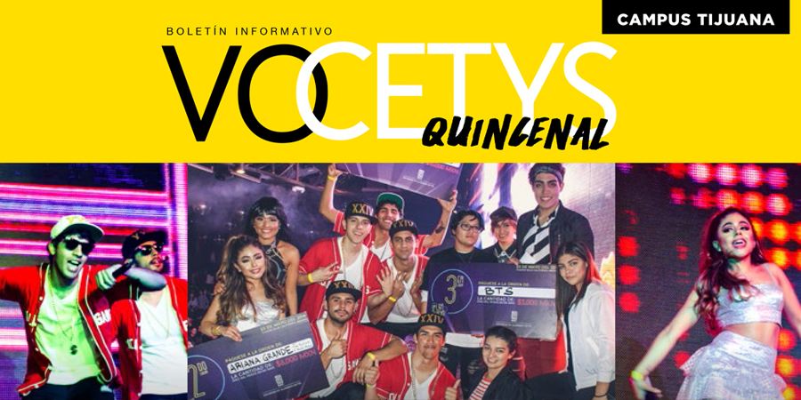 VoCETYS Quincenal – Campus Tijuana | 5-Mayo-2018