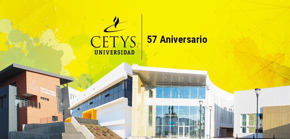 Eventos del 57 Aniversario de CETYS Universidad