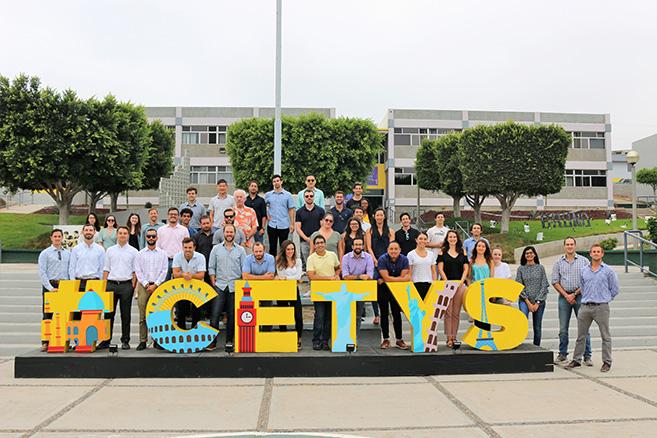 Estudiantes norteamericanos viven experiencia  internacional en CETYS Ensenada