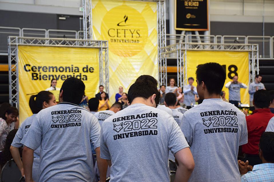 En Tijuana ¡se ponen la camiseta de CETYS!