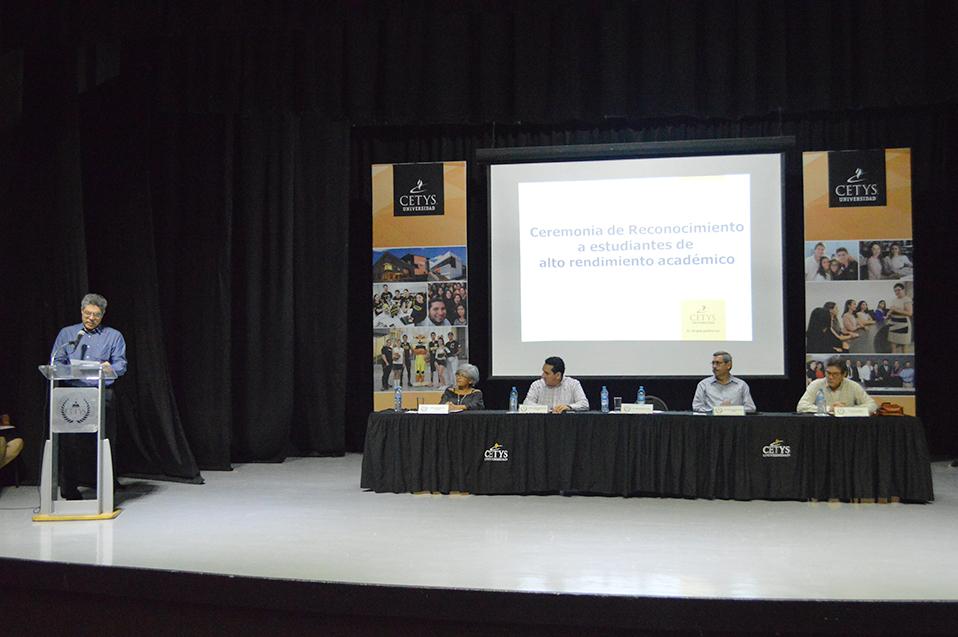 Reconocimientos alumnos CETYS Universidad
