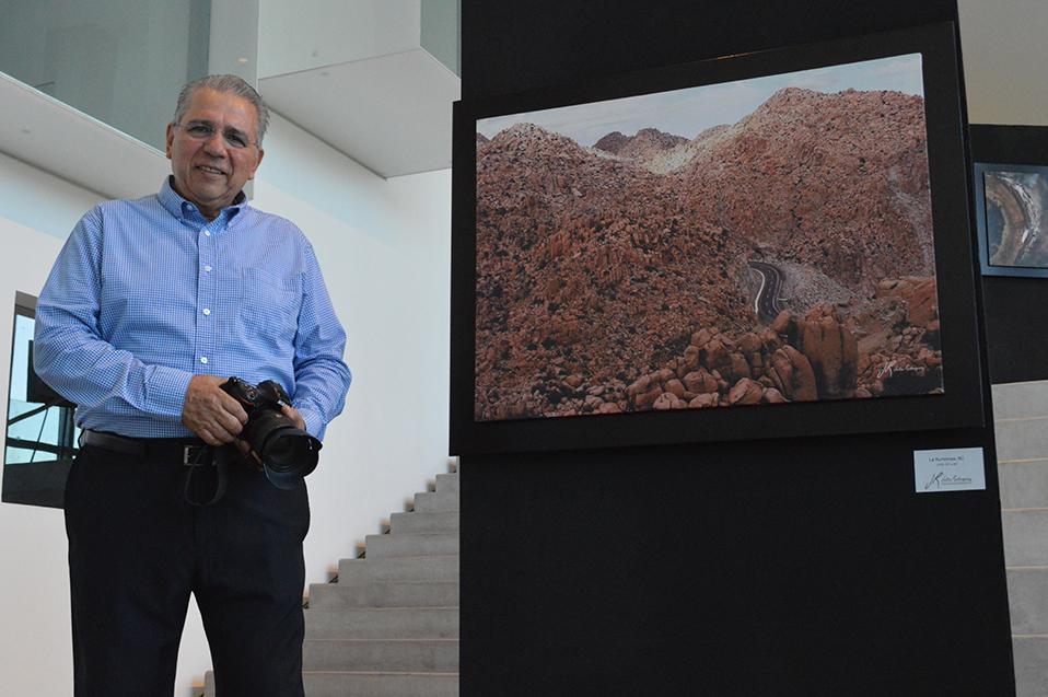 Julio Rodríguez: El cazador de instantes