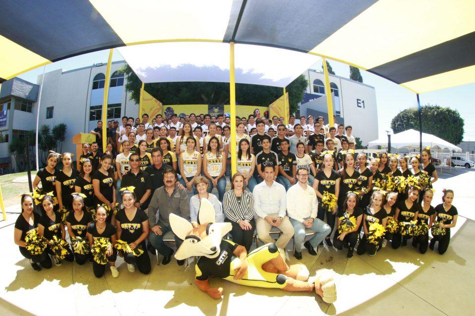 Equipos de Campus Tijuana están listos para encarar sus competencias