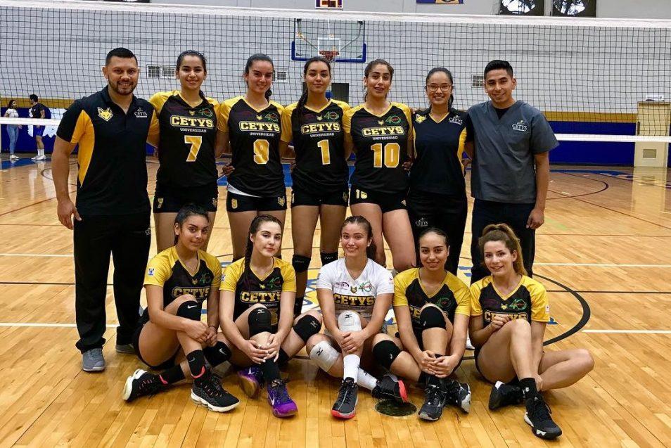 Gran debut de Zorros Femenil en la Conferencia Nacional de Voleibol CONADEIP