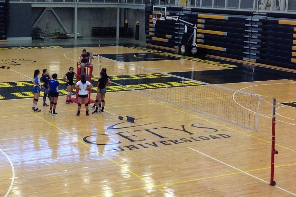 Zorros Femenil debutan en la Conferencia Nacional de Voleibol CONADEIP